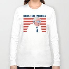 Orcs for Sharkey Long Sleeve T-shirt