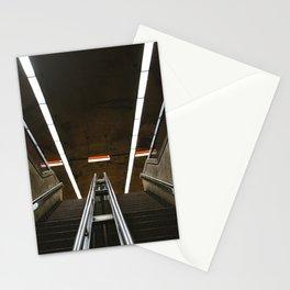 Montreal Subway   Métro de Montréal Stationery Cards