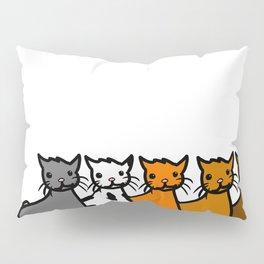 Cattern Pattern | Veronica Nagorny Pillow Sham