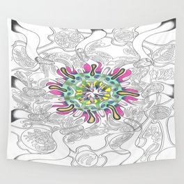 Spectre Wall Tapestry