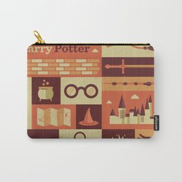 All character Carry-All Pouch