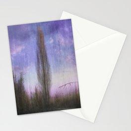 Ultra Violet Sunset Stationery Cards