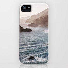 Big Sur Coast iPhone Case