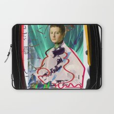 Bronzino and Signorino Street Art Graffiti Laptop Sleeve
