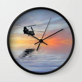 Homeward Bound Wall Clock