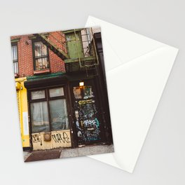 East Village Stationery Cards