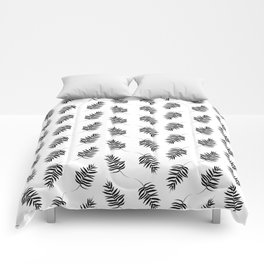 Palm Frond Comforters