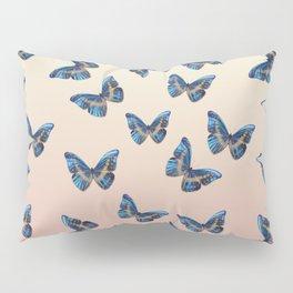 Morpho cypris Pillow Sham