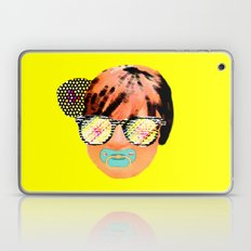 Digital baby lady Laptop & iPad Skin