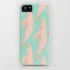 The Chevron Whales Slim Case iPhone (5, 5s)