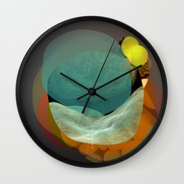 the abstract dream 22 Wall Clock