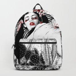 Miss Serpentine Backpack