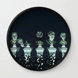 Singing Heads Wall Clock