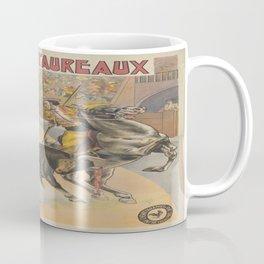 Vintage poster - Course de Taureaux Coffee Mug