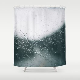 It's Raining. Shower Curtain