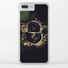 Datura stramonium Clear iPhone Case