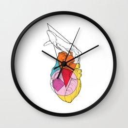 Apnea Wall Clock