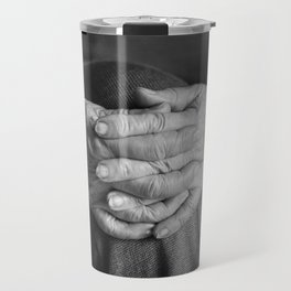 Hands, your hands! Travel Mug