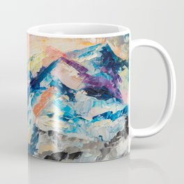 HIMALAYAN LANDSCAPE Coffee Mug