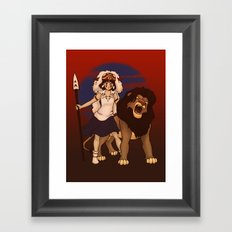 Great Kings of the Past Framed Art Print