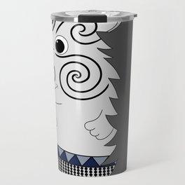 Mr Matuku (Grey) Travel Mug