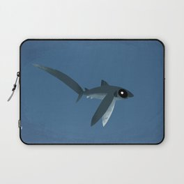 "FINconceivable Still ""Thresher"" Laptop Sleeve"