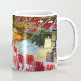 Croatian Food Market Coffee Mug
