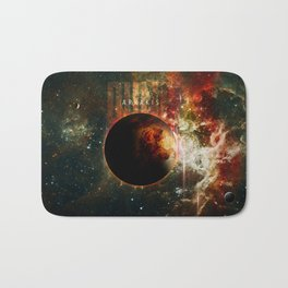 DUNE Planet Arrakis Poster Bath Mat