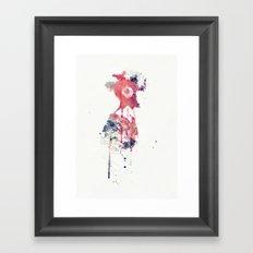 Sonmi 451. Framed Art Print