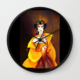 Queen's Anger Wall Clock