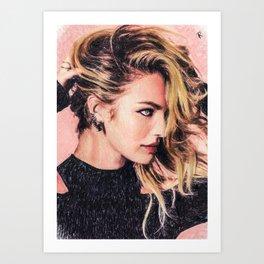 Candice Art Print