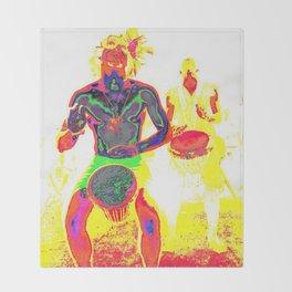 X-ray Energy Throw Blanket