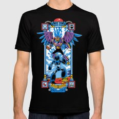 Epic Maverick Black SMALL Mens Fitted Tee