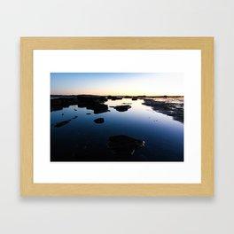 Morning Reflections  Framed Art Print