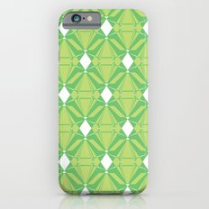 Abstract [GREEN] Emeralds Slim Case iPhone 6s