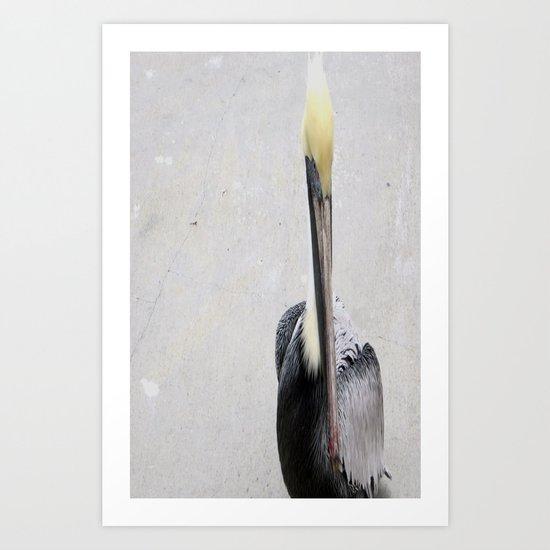 EGORE Art Print