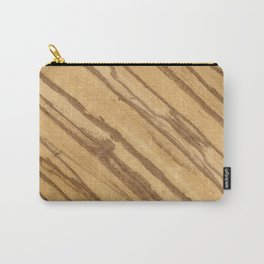Divida Wood Carry-All Pouch