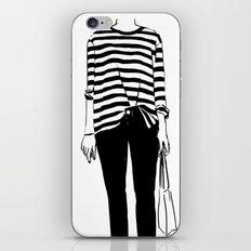 Tucked iPhone & iPod Skin
