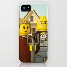 American Gothic iPhone (5, 5s) Slim Case
