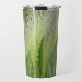 Fringes of Green Travel Mug