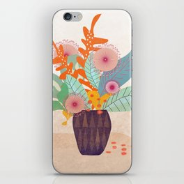 Tropic In A Pot #society6 #buyart #decor iPhone Skin