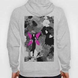 Pink Wings Hoody