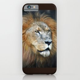The Lion of Judah iPhone Case