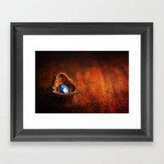 Jewel of the Fall Framed Art Print