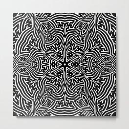sayagata trance Metal Print