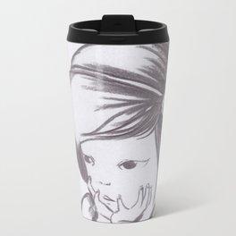 Little friend Metal Travel Mug