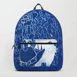 cyano spire Backpack