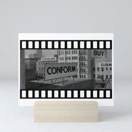Conform Mini Art Print
