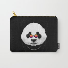 Hippie panda Carry-All Pouch