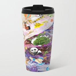 Summer Doner Kebab Travel Mug